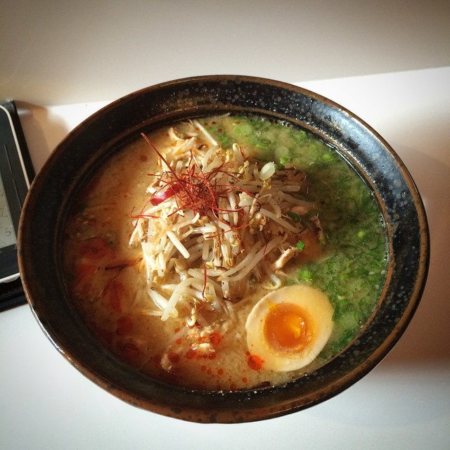 Travel Photo: Daruma Ramen