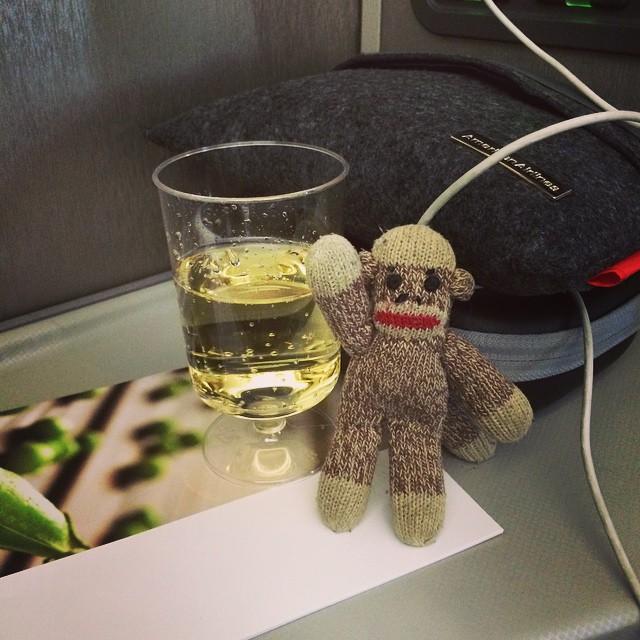 Travel Photo: Flight 89 DFW – PEK