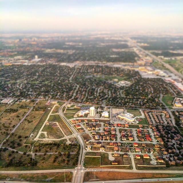 Travel Photo: Above San Antonio