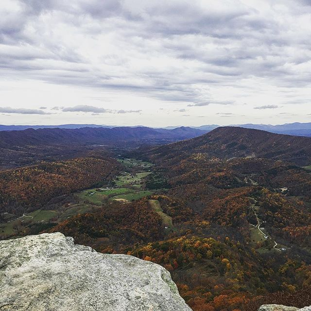 Travel Photo: McAfee Knob