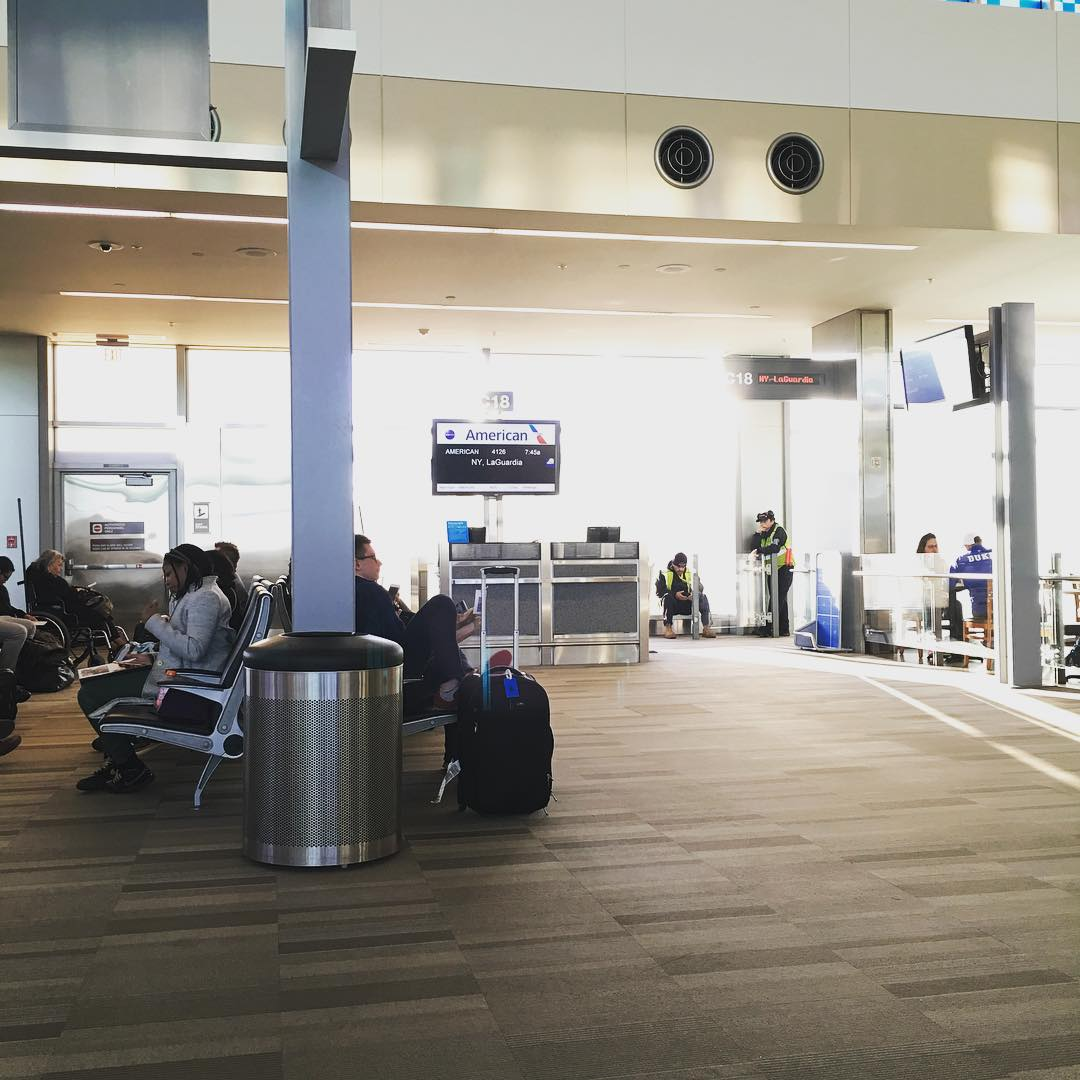 Travel Photo: American Airlines RDU