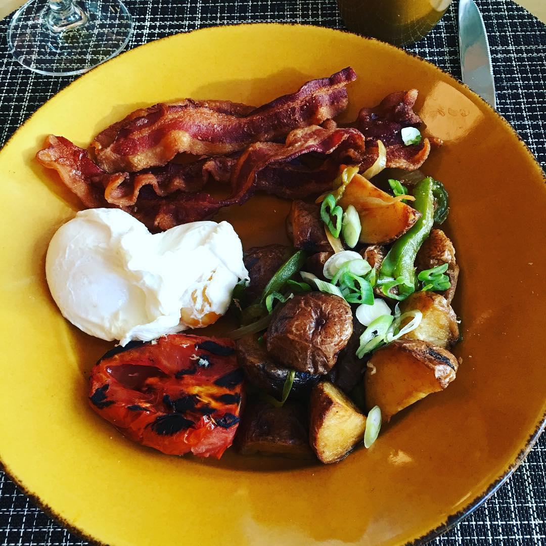 Travel Photo: YOTEL Breakfast NYC