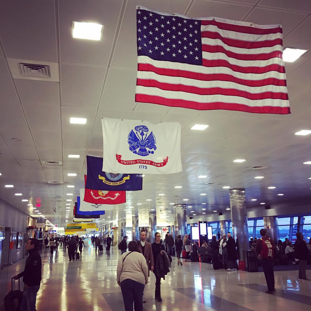 Travel Photo: John F. Kennedy International Airport