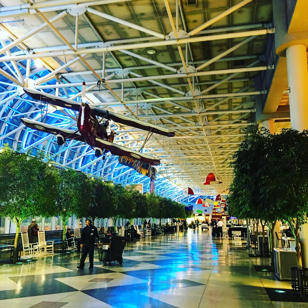 Travel Photo: Charlotte Douglas International Airport