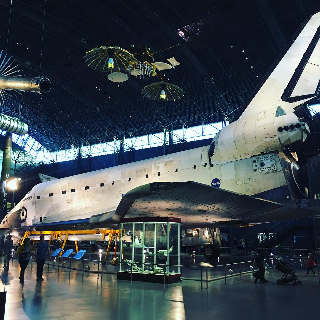 National Air and Space Museum, Steven F. Udvar-Hazy Center, Smithsonian