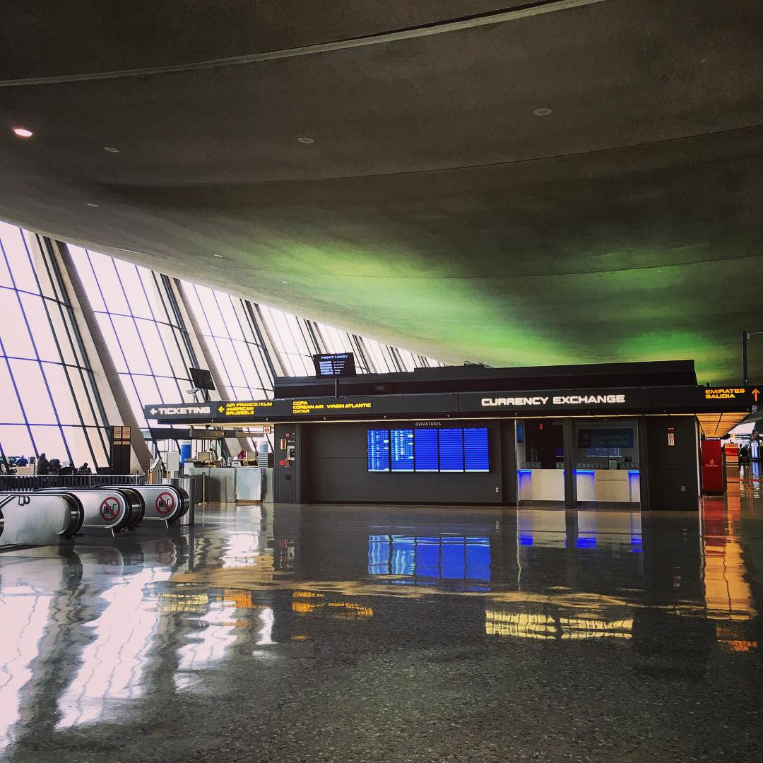 Travel Photo: Washington Dulles International Airport