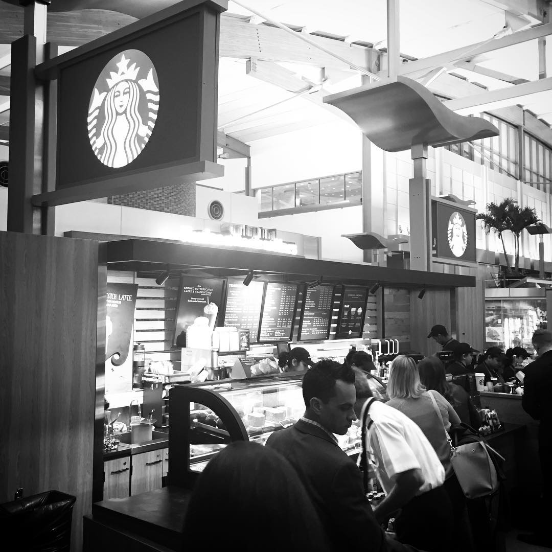 Travel Photo: Fueling Up For a Day of Travel