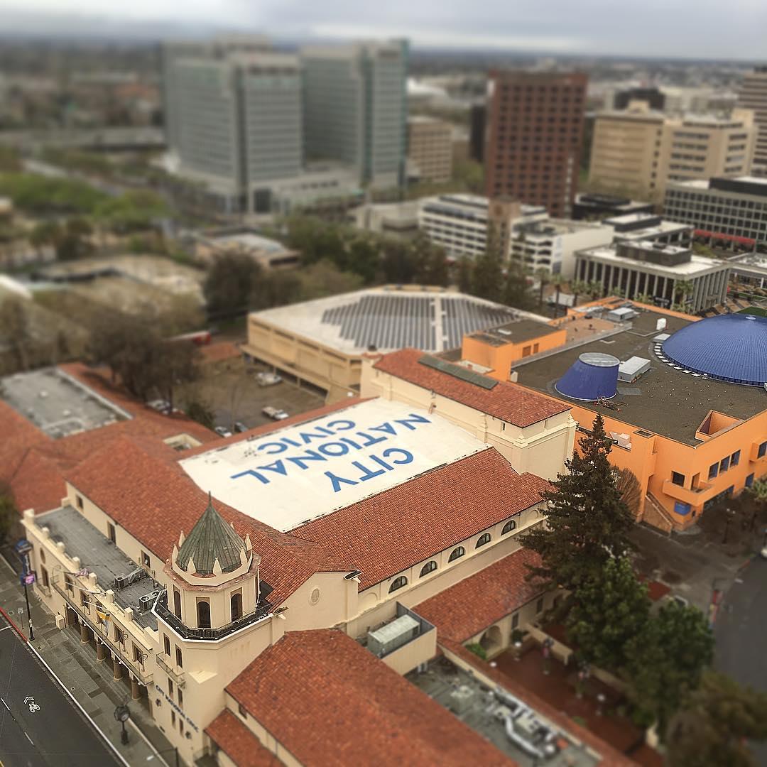 Travel Photo: San Jose Convention Center