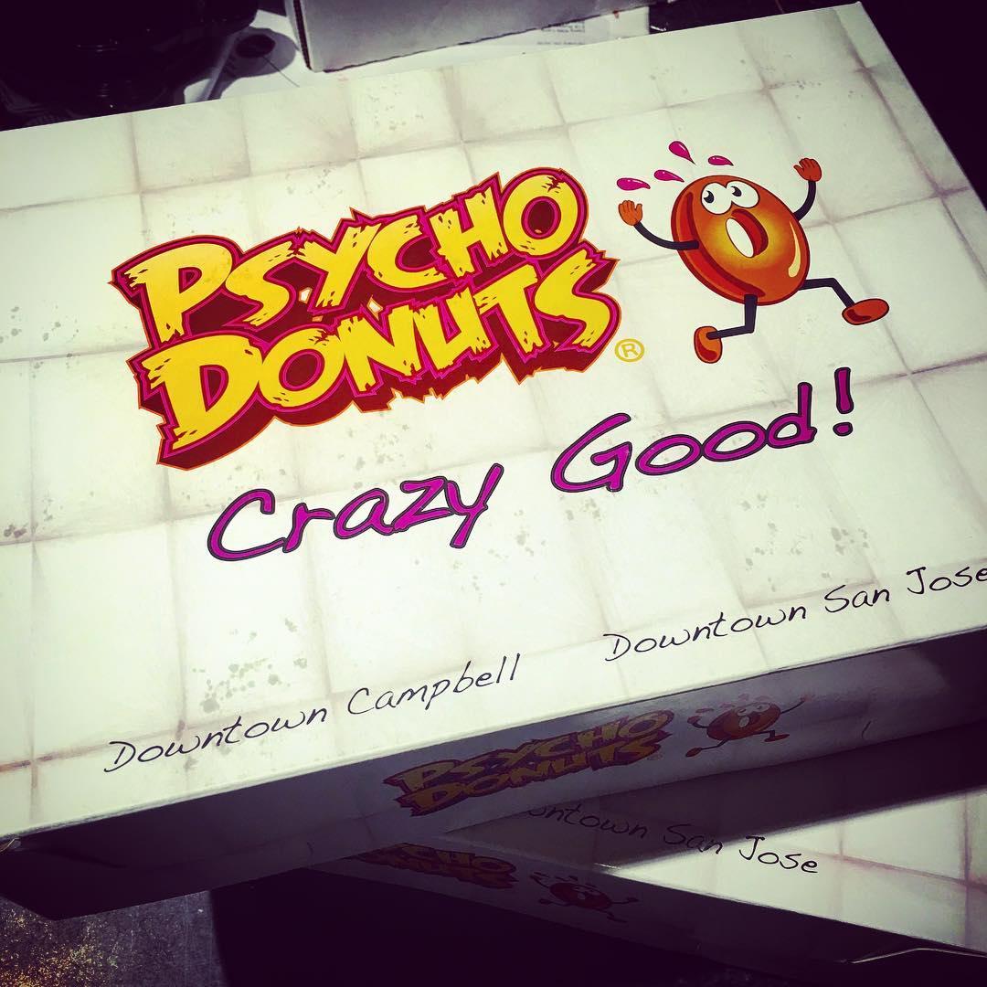 Psycho Donuts, San Jose