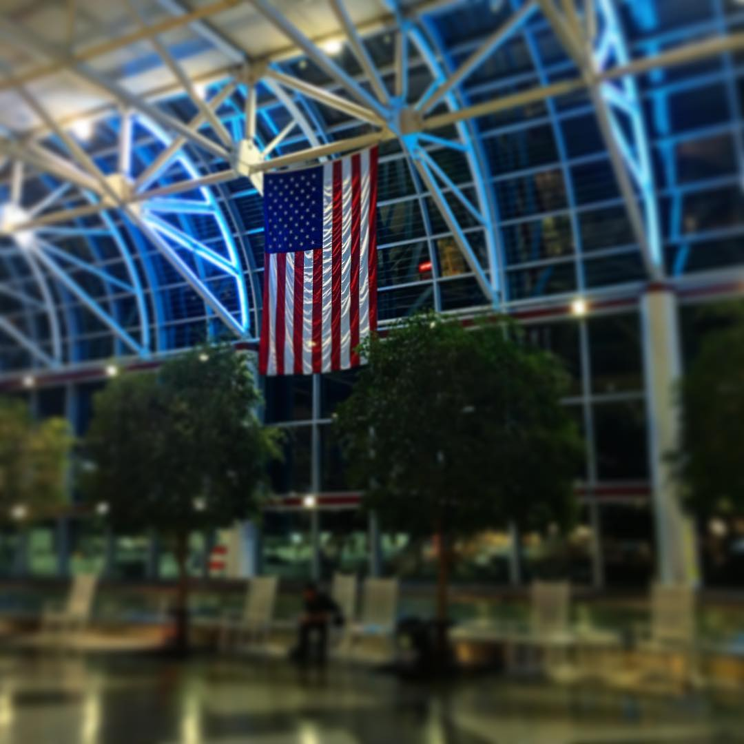 Travel Photo: The Atrium at CLT